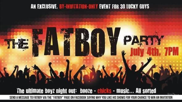 fatboy party